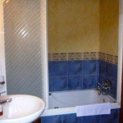 Отель Posada El Bosque ванная