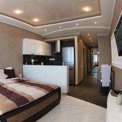 Апартаменты VIP Apartment комната для гостей фото 4