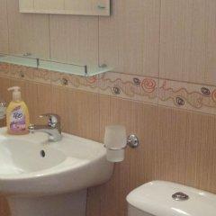 Отель Suite Kremena Болгария, Свети Влас - отзывы, цены и фото номеров - забронировать отель Suite Kremena онлайн ванная