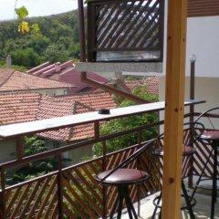Отель Guest House Balchik Болгария, Балчик - отзывы, цены и фото номеров - забронировать отель Guest House Balchik онлайн балкон