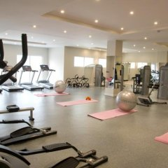 CLC Kusadasi Golf & Spa Resort Hotel фитнесс-зал