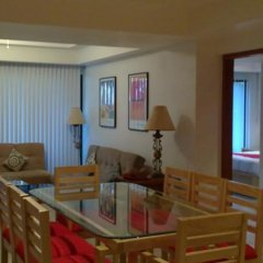 Отель Mayan Departamento TORRE I комната для гостей фото 5
