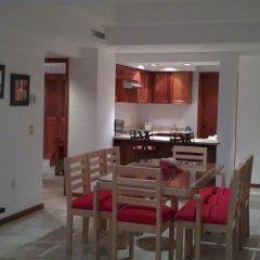 Отель Mayan Departamento TORRE I в номере