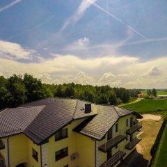 Hotel & Spa Biały Dom балкон