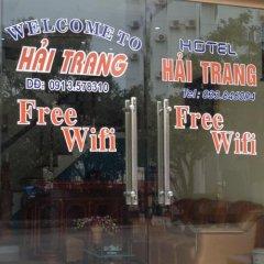 Hai Trang Hotel Халонг интерьер отеля фото 2