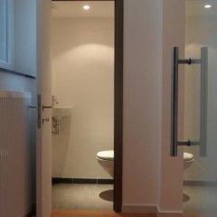 Отель Tour & Taxis 1 Бельгия, Брюссель - отзывы, цены и фото номеров - забронировать отель Tour & Taxis 1 онлайн ванная фото 2