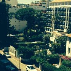 Отель Cannes Croisette Mer балкон