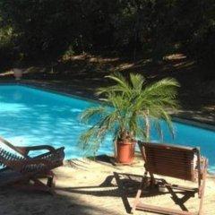 Отель La Victorine Франция, Вьей-Тулуза - отзывы, цены и фото номеров - забронировать отель La Victorine онлайн бассейн