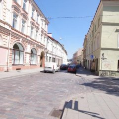 Отель Traku Street Flat Вильнюс парковка
