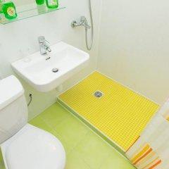 Апартаменты Apartment on Blyukhera ванная