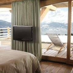 Lecrans Hotel & Spa комната для гостей фото 2