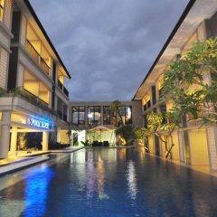 Отель Grand Barong Resort