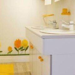 Отель Le Mûrier Франция, Тулуза - отзывы, цены и фото номеров - забронировать отель Le Mûrier онлайн ванная