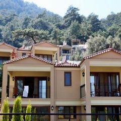 Alya Villa Hotel балкон