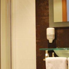 Отель Apartamentos Plaza Mayor ванная