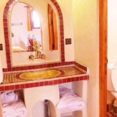 Отель Auberge La Source Марокко, Мерзуга - отзывы, цены и фото номеров - забронировать отель Auberge La Source онлайн ванная фото 2