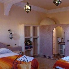 Отель Auberge La Source Марокко, Мерзуга - отзывы, цены и фото номеров - забронировать отель Auberge La Source онлайн комната для гостей фото 4