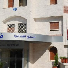 Daraghmeh Hotel Apartments - Wadi Saqra городской автобус