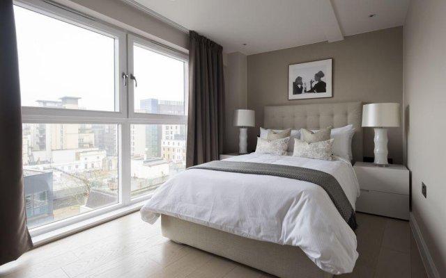 Отель Posh 3BR Westminster Suites by Sonder Великобритания, Лондон - отзывы, цены и фото номеров - забронировать отель Posh 3BR Westminster Suites by Sonder онлайн комната для гостей