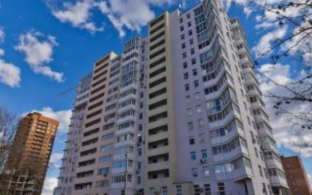Гостиница Как дома, квартира на ул. Тимирязева дом 35 вид на фасад