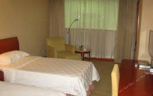Отель Chang Jiang Grand комната для гостей