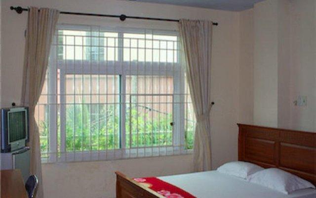 Отель OYO Hoang Linh Hotel Вьетнам, Хошимин - отзывы, цены и фото номеров - забронировать отель OYO Hoang Linh Hotel онлайн комната для гостей