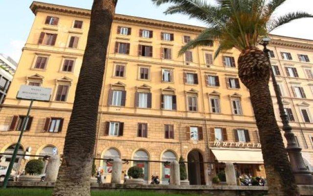 Отель 38 Viminale Street Deluxe Италия, Рим - отзывы, цены и фото номеров - забронировать отель 38 Viminale Street Deluxe онлайн вид на фасад