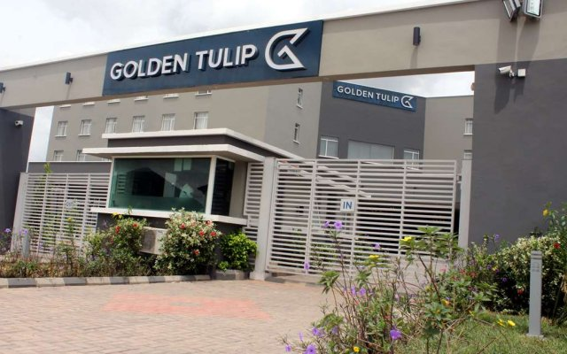 Отель Golden Tulip Ibadan вид на фасад