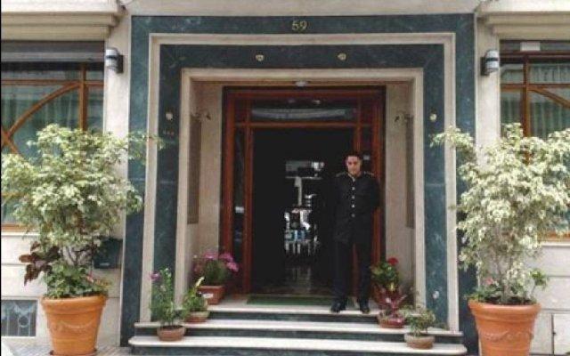 Отель Maamoura Марокко, Касабланка - отзывы, цены и фото номеров - забронировать отель Maamoura онлайн вид на фасад