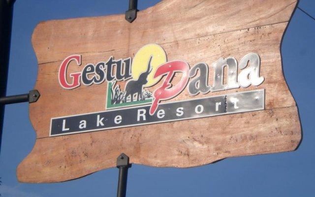 Отель Guestupana Lake Resort вид на фасад