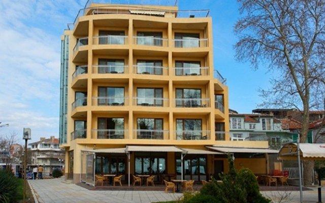 Отель Paradise Hotel Болгария, Поморие - отзывы, цены и фото номеров - забронировать отель Paradise Hotel онлайн вид на фасад