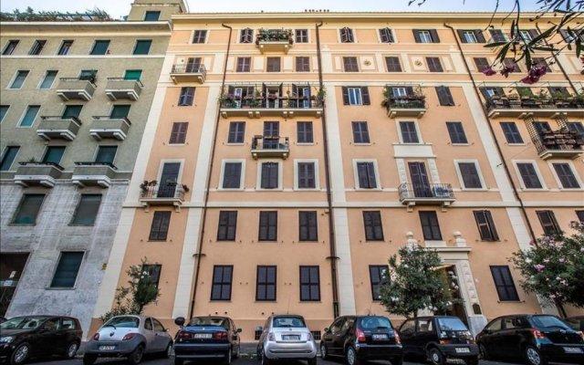 Отель Princess Cleopatra вид на фасад