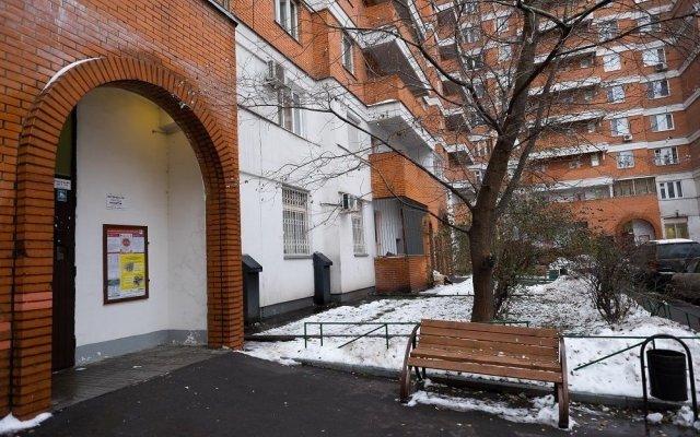 Апартаменты Moskva4you Серпуховская2 вид на фасад
