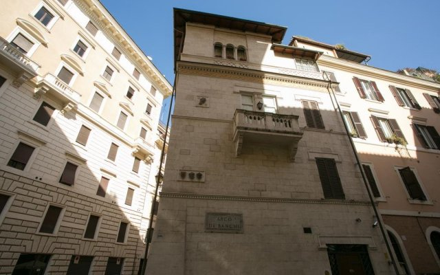 Отель House Sant'Angelo near Vatican вид на фасад