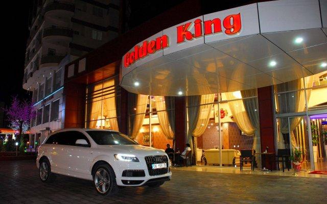 Hotel Golden King Мерсин вид на фасад