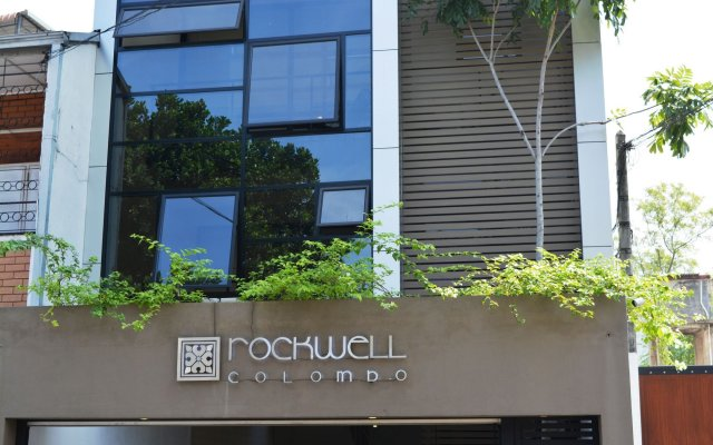 Rockwell Colombo Hotel вид на фасад