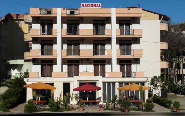 Hotel Nacional вид на фасад