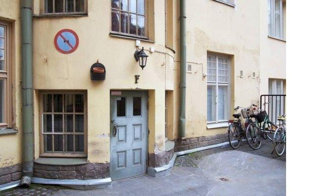 Отель 2ndhomes Kamppi Apartments 2 Финляндия, Хельсинки - отзывы, цены и фото номеров - забронировать отель 2ndhomes Kamppi Apartments 2 онлайн вид на фасад