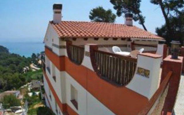 Отель Villa Cristina - INH 27248 Льорет-де-Мар вид на фасад