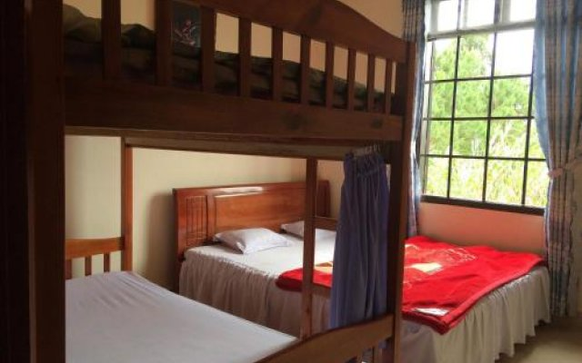 Da Lat Hostel Далат комната для гостей