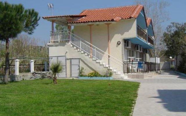 Отель Sakis вид на фасад