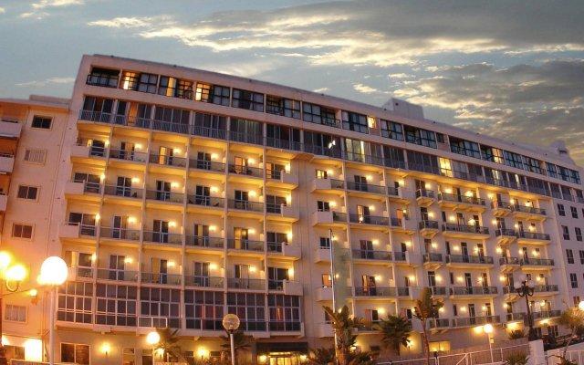 Отель Fortina Мальта, Слима - 1 отзыв об отеле, цены и фото номеров - забронировать отель Fortina онлайн вид на фасад