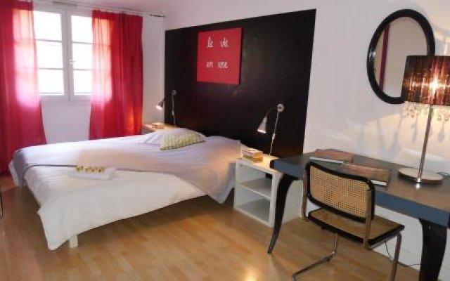 Отель Maison Augustine комната для гостей