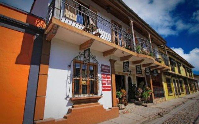 Отель Plaza Yat B'alam Гондурас, Копан-Руинас - отзывы, цены и фото номеров - забронировать отель Plaza Yat B'alam онлайн вид на фасад
