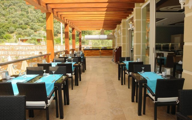 Marcan Resort Hotel вид на фасад