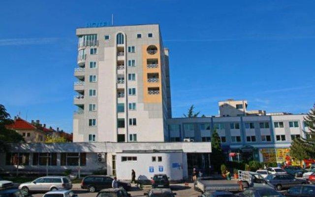 Hotel Complex Rila вид на фасад