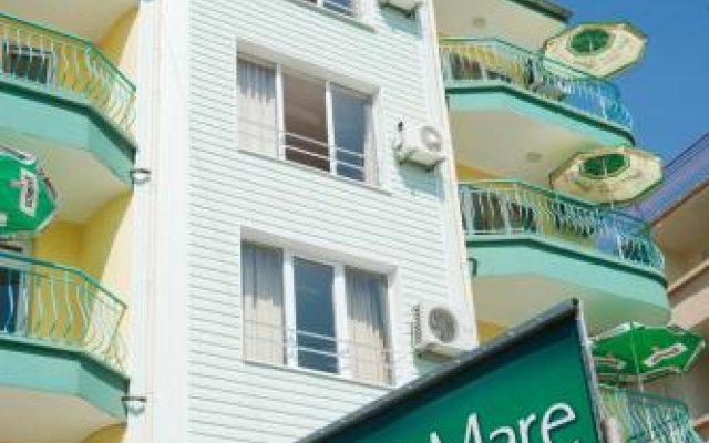 Отель Гостевой дом Стела ди Маре Болгария, Равда - отзывы, цены и фото номеров - забронировать отель Гостевой дом Стела ди Маре онлайн вид на фасад
