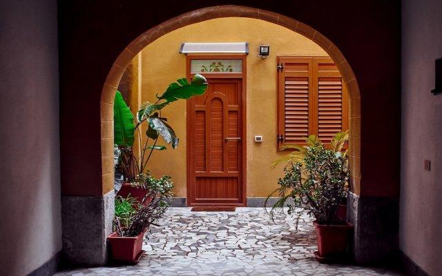Отель Fiume Италия, Палермо - отзывы, цены и фото номеров - забронировать отель Fiume онлайн вид на фасад