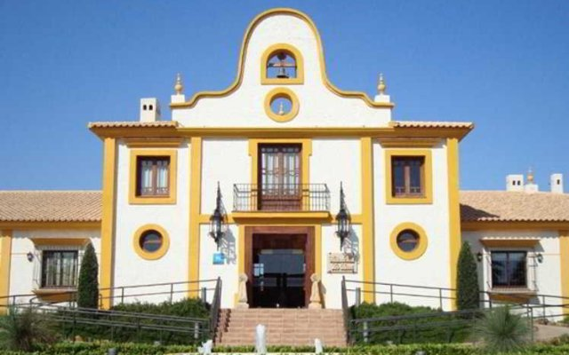 Hacienda Real Los Olivos Hotel вид на фасад