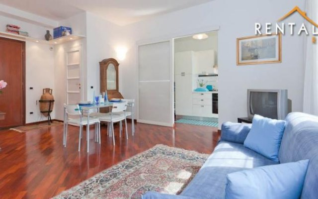 Отель Rental inn Rome Pateras комната для гостей